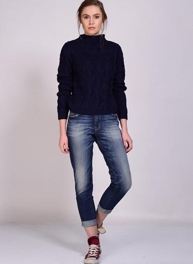 Fashion Kazak Lacivert